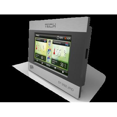 Контроллер для камина Tech ST-392zPID (управление насосом Ц.О. и ГВС)