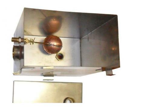 Бак для открытой системы отопления
