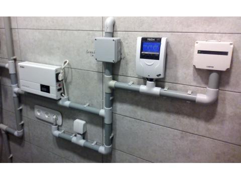 Контроллеры TECH для регулировки тепла