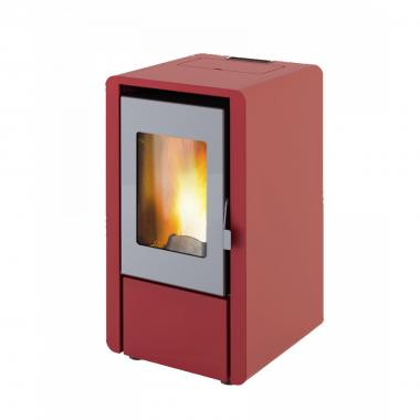 CentroPelet Z6 - отопление воздухом