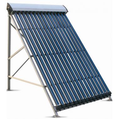 Установка солнечных коллекторов.