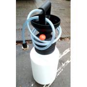Ручной насос для заполнения солнечных систем